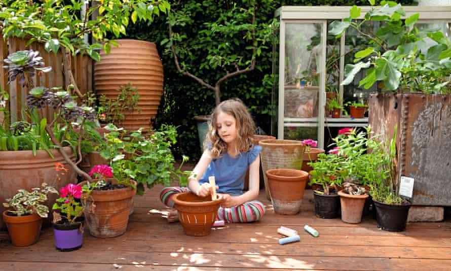 Gardens: kids