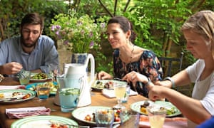 Thomasina Miers' summer lunch