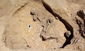 Grave in Ethiopia