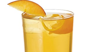 The good mixer: vin d'orange – a recipe for a white wine