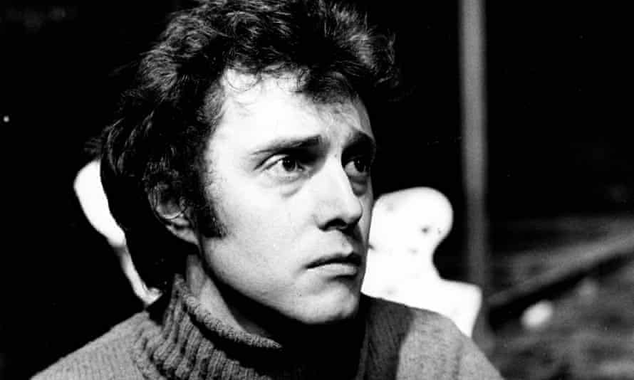 Robin Phillips in 1973, when his directing portfolio was expanding