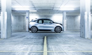 On The Road Bmw I3 Car Review Technology The Guardian