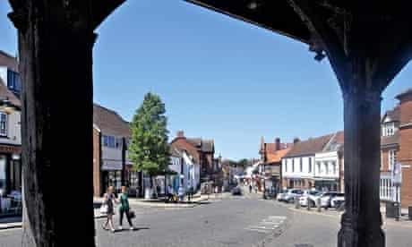 Let's move to Wymondham