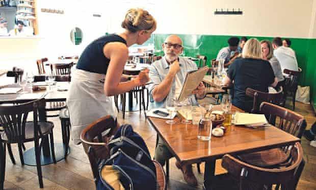 Restaurant: Moro