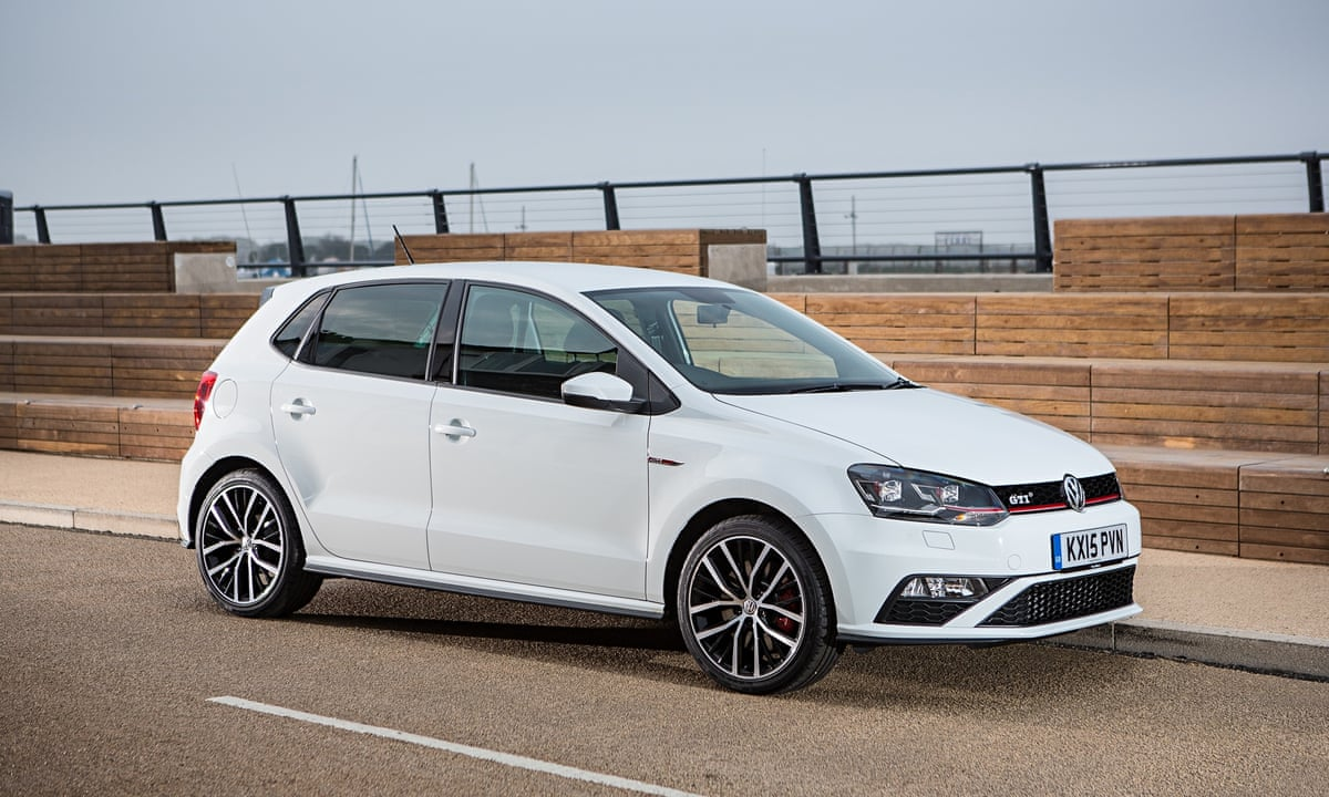 on the road vw polo gti car review technology the guardian. Black Bedroom Furniture Sets. Home Design Ideas