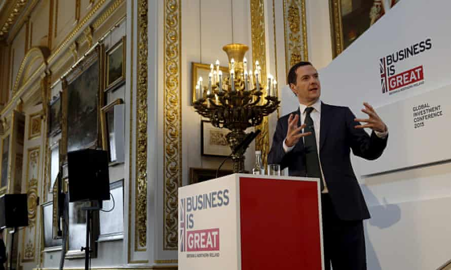 George Osborne wants the UK to be China's best partner in the west