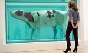 damien hirst mother and child divided