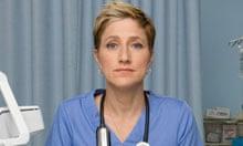Edie Falco as Nurse Jackie