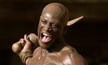 Peter Mensah in Spartacus