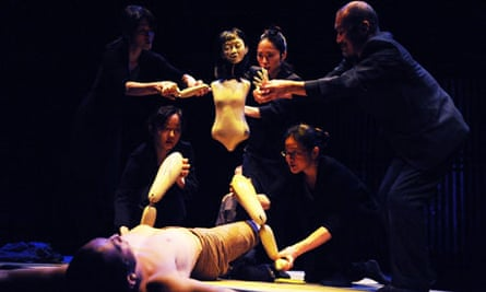Shun-Kin by Complicite at the Barbican