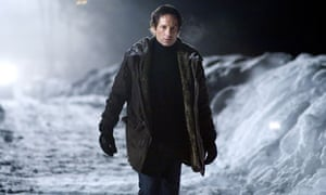 David Duchovny in The X-Files: I Want to Believe
