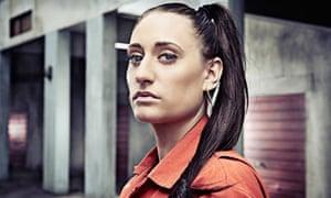 Lauren Socha from E4's Misfits