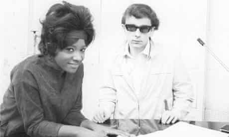 Dolores Brooks and Phil SPECTOR
