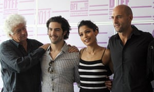 Black Gold photocall at Doha Tribeca film festival