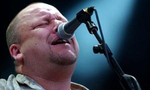 Frank Black of the Pixies