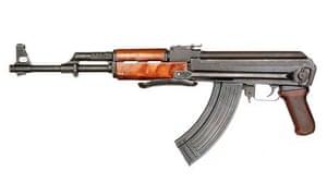 Kalashnikov AK-47 assault rifle