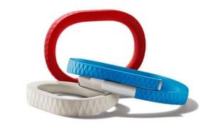 Jawbone's UP wristband