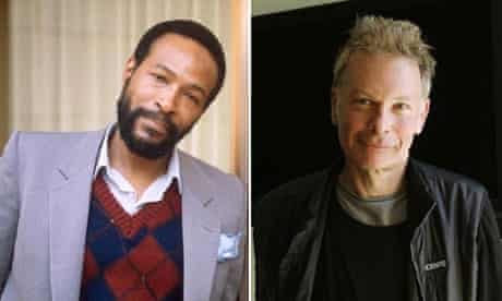 Marvin Gaye and Julien Temple