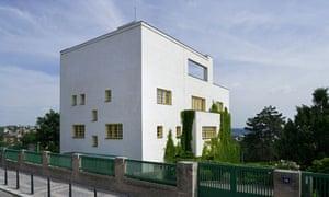 Villa Muller designed by Adolf Loos