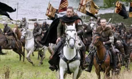Russell Crowe in Ridley Scott's Robin Hood