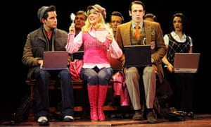 Sheridan Smith in Legally Blonde