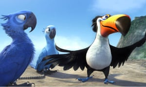 Rio's extinction fears are for the birds | Film | The Guardian