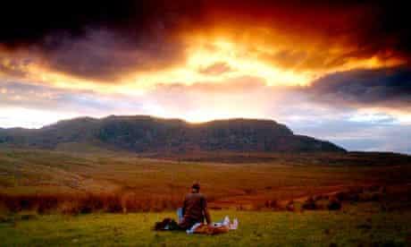 Arenig Fawr in north Wales
