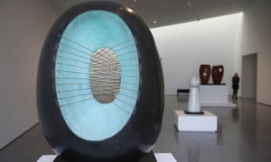 Barbara Hepworth's Spring 1966 at The Hepworth Wakefield