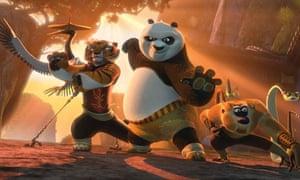 f121846eb31 Not made in China ... Kung Fu Panda 2. Photograph  DreamWorks Animation