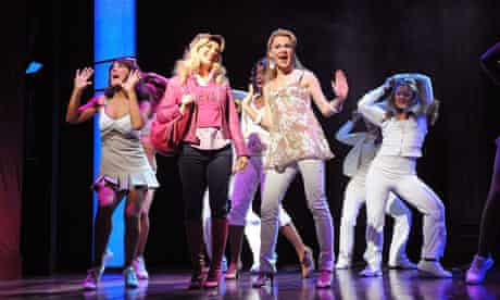 Legally Blonde at the Savoy theatre