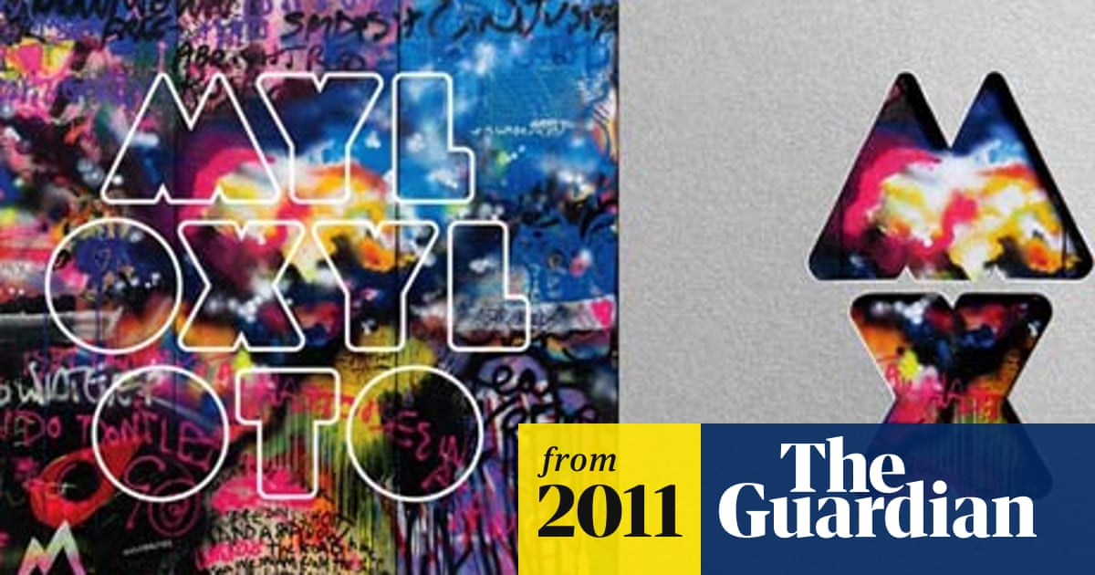 Coldplay announce new album title: anyone know what a Mylo Xyloto is