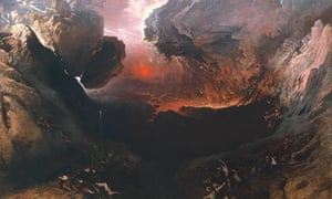 John Martin's The Great Day of His Wrath
