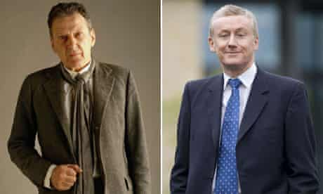 Lucian Freud and Sir Fred Goodwin