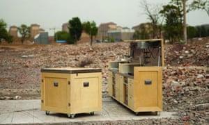 Crate series by Naihan Li