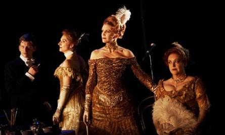 The Picture of Dorian Gray, Dublin theatre festival