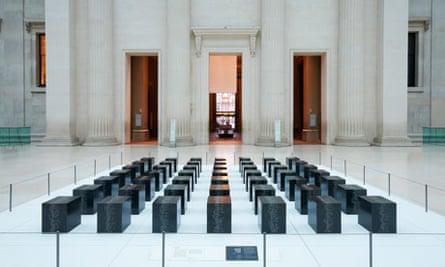 Idris Khan's Seven Times at the British Museum's Hajj exhibition