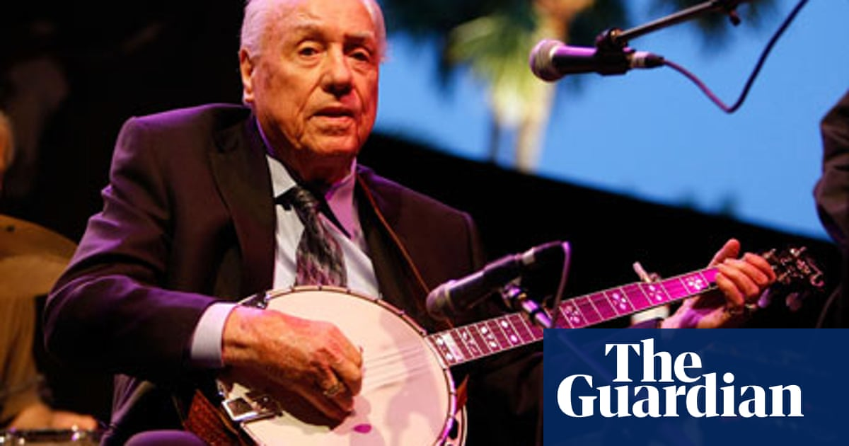 Why Earl Scruggs was the Beethoven of the banjo | Music | The Guardian