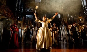 Duchess of Malfi at the Old Vic