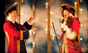 The Recruiting Officer at the Donmar
