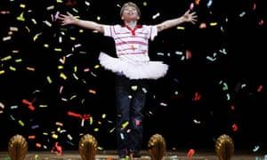 Billy Elliot the Musical curtain call