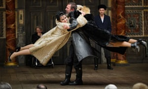 King Lear at Shakespeare's Globe performed by Belarus Free Theatre
