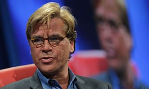 Aaron Sorkin at the AllThingsD conference in Rancho Palos Verdes, California