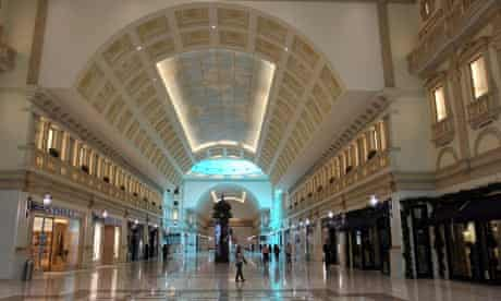 Villaggio mall in Doha, Qatar