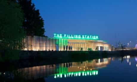 Filling Station, King's Cross