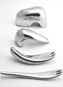 Mickael Boulay cutlery design