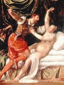 Titian's Tarquin and Lucretia, 1570