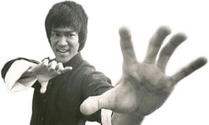 Why Bruce Lee and kung fu films hit home with black