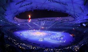 Bird's Nest stadium, Beijing, China