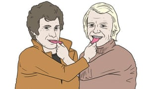 Illustration of Starsky & Hutch
