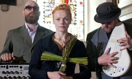 Maxine Peake and the Eccentronic Research Council
